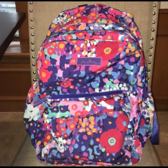 8849d4107 Vera Bradley Bags | Colorful Verabradley Backpack | Poshmark